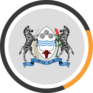 Botswana-Coat-of-Arms-Icon-Light-Grey
